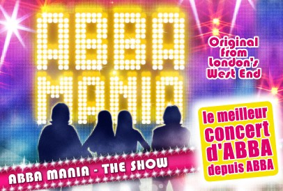 ABBA MANIA THE SHOW