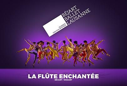 La Flûte Enchantée Béjart Ballet Lausanne