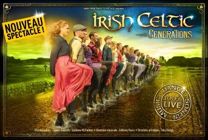 IRISH CELTIC Generations LIEVIN