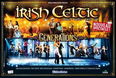 Irish Celtic IRISH CELTIC Generations LIEVIN Irish Celtic Generations à Dunkerque