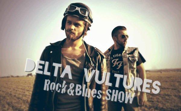 DELTA VULTURES DELTA VULTURES au Red Studio à DOUAI DELTA VULTURES au Rock your Baudet