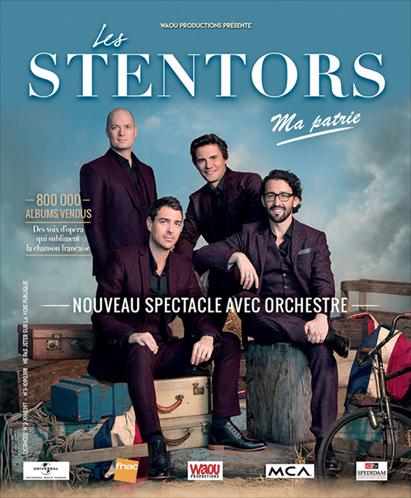 Les Stentors Ma Patrie à Lille