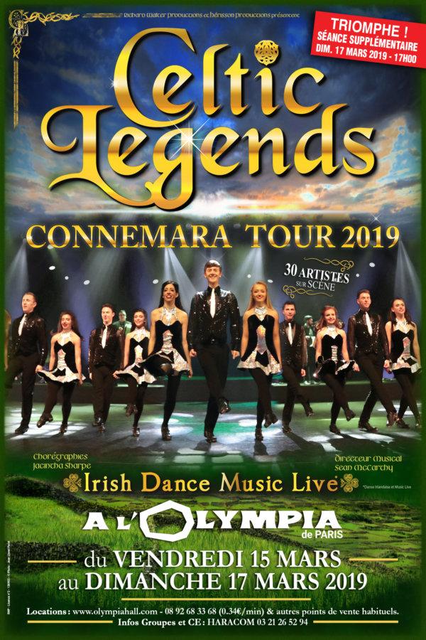 Celtic Legends Paris