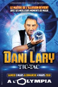 Dani Lary Tic-Tac