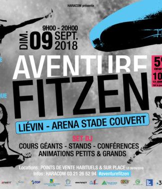 Aventure FITZEN tarif -12 ans